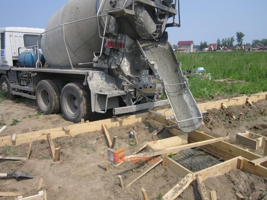 бетон купить в одинцовском районе