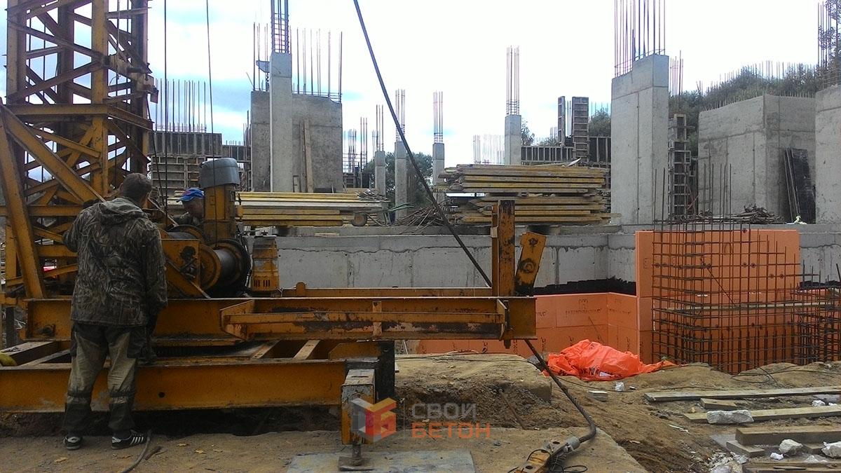 бетонный завод одинцово свой бетон